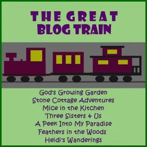 Great Blog Train