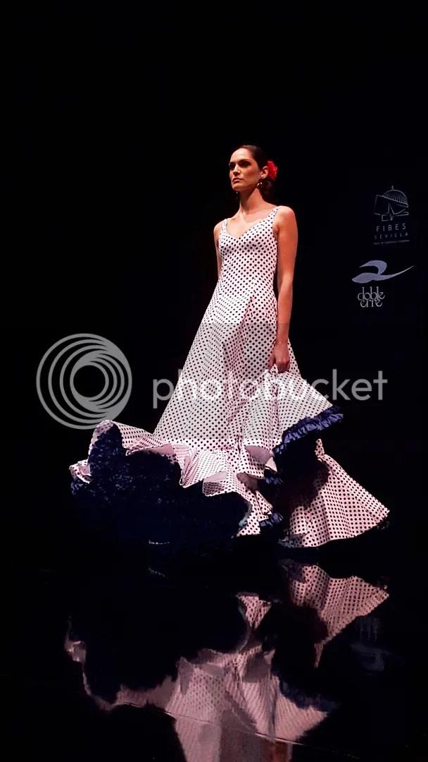 Pedro Bejar La versión de Manuela simof 2016 moda flamenca beitavg