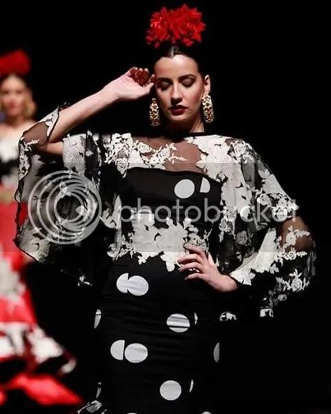 carmen vega feria de abril moda flamenca beitavg milhojasrosas