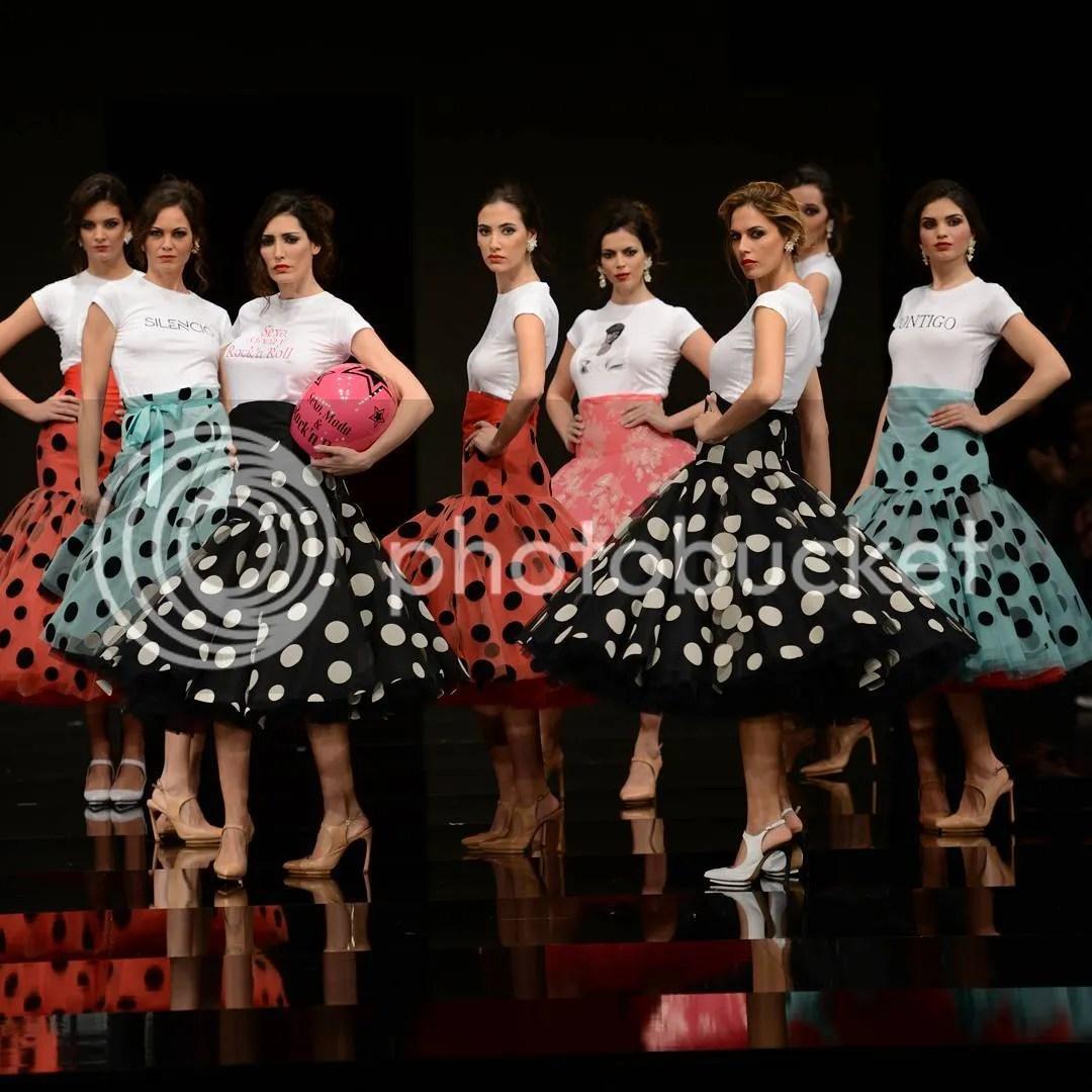 cristina garcia feria de abril moda flamenca beitavg milhojasrosas