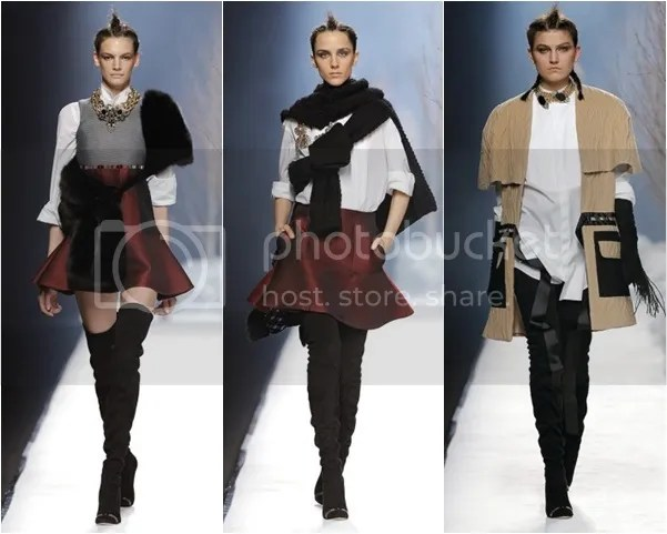 Madrid Fashion Week - Alvarno