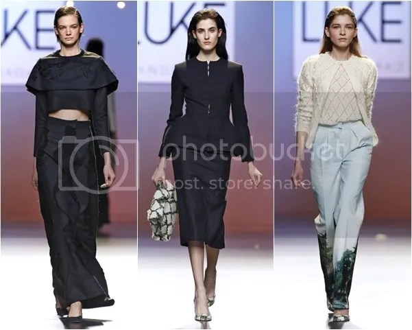 Madrid Fashion Week - Luke Leandro Cano