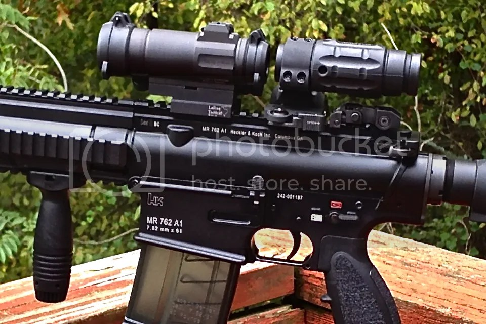 aimpoint pro patrol red