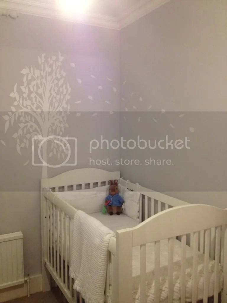 My very nearly finished nursery   September 2012 Birth