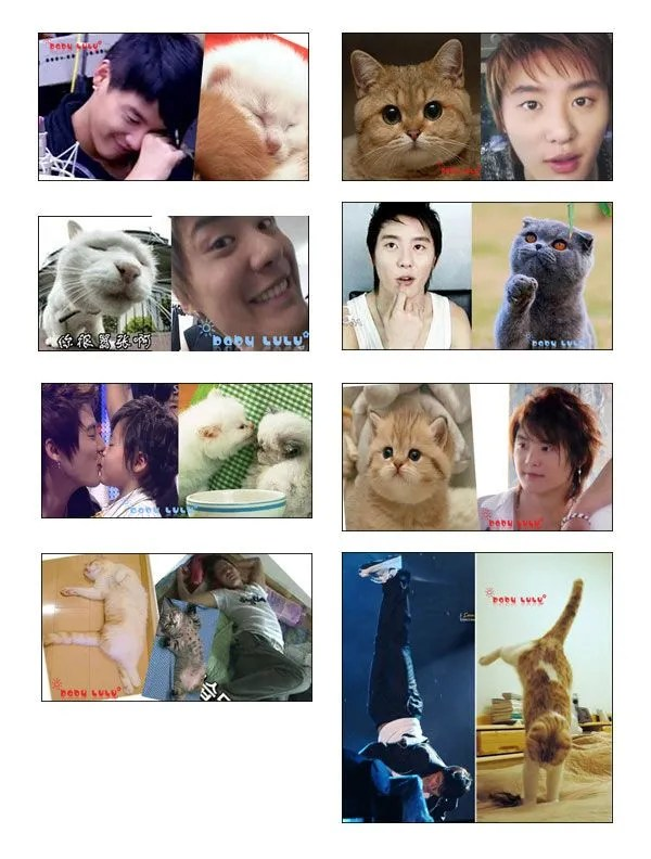 [HUMOR+ FANMADE] 120410 Let's Compare JYJ (Updated!)