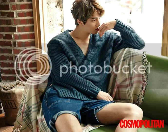 CN.Blue 11. Jonghyun para Cosmopolitan Corea