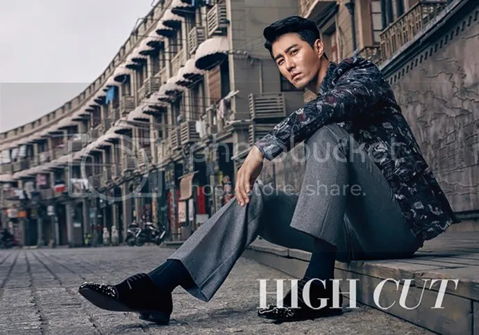 Cha Seung Won 1. High Cut octubre 2015