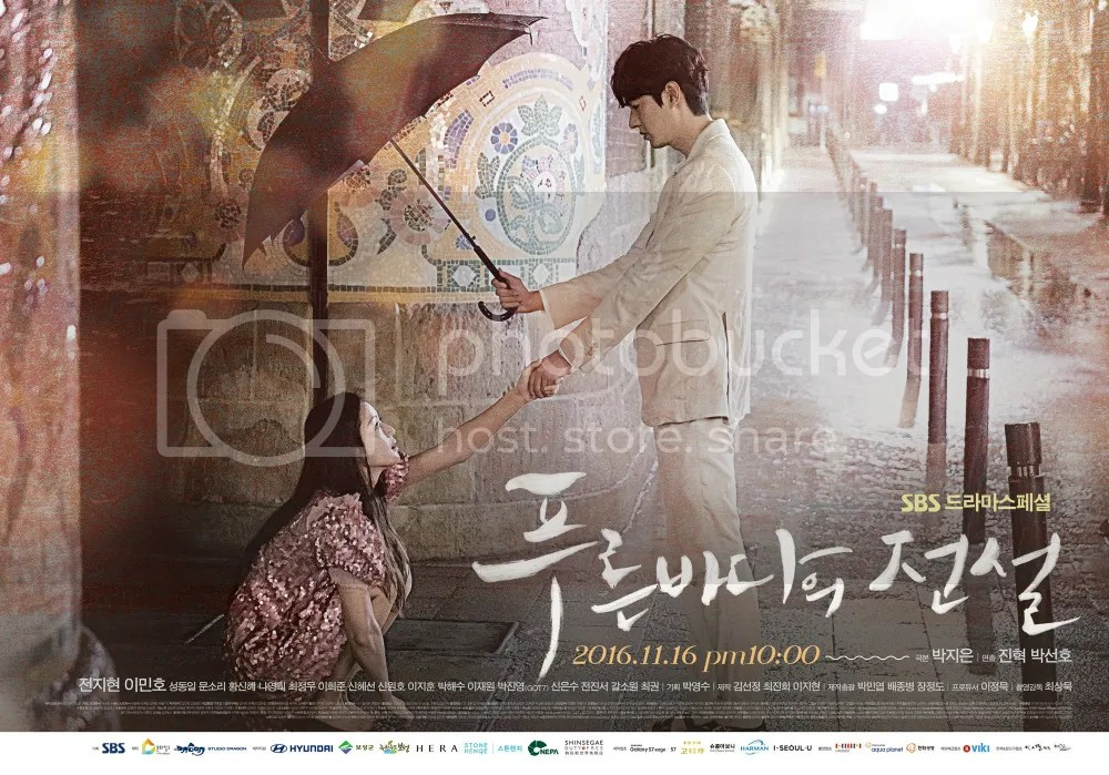 Legend of the blue sea 2