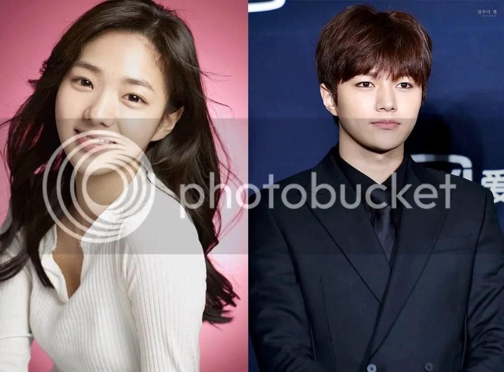 Chae Soo Bin y Kim Myung Soo 1