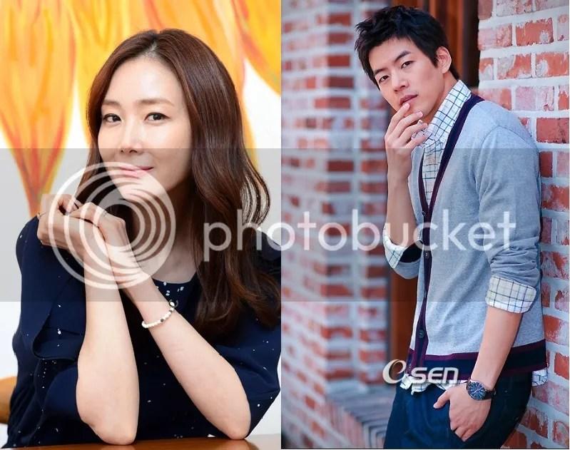 Choi Ji Woo y Lee Sang Yoon 1