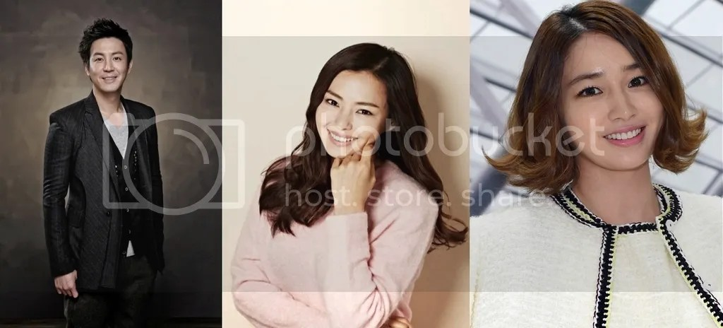 Choi Won Young, Honey Lee y Lee Min Jung