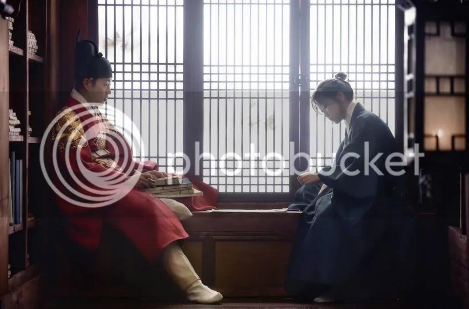 Doojoon y Kim Seul Gi