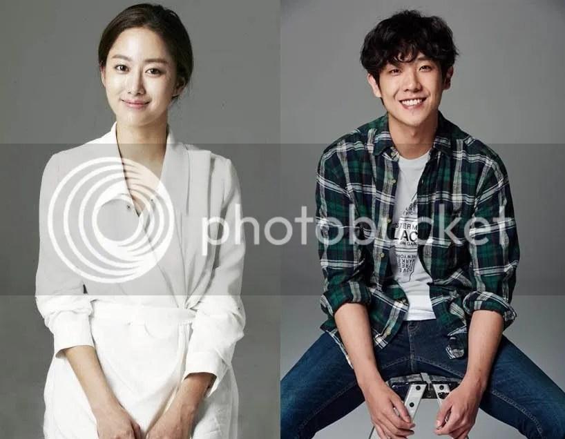 Jeon Hye Bin y Lee Joon