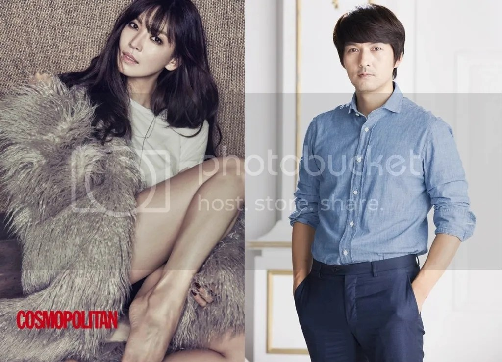 Kim So Yeon y Lee Pil Mo
