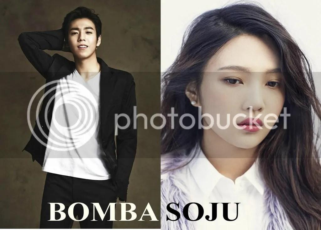 Lee Hyun Woo y Joy