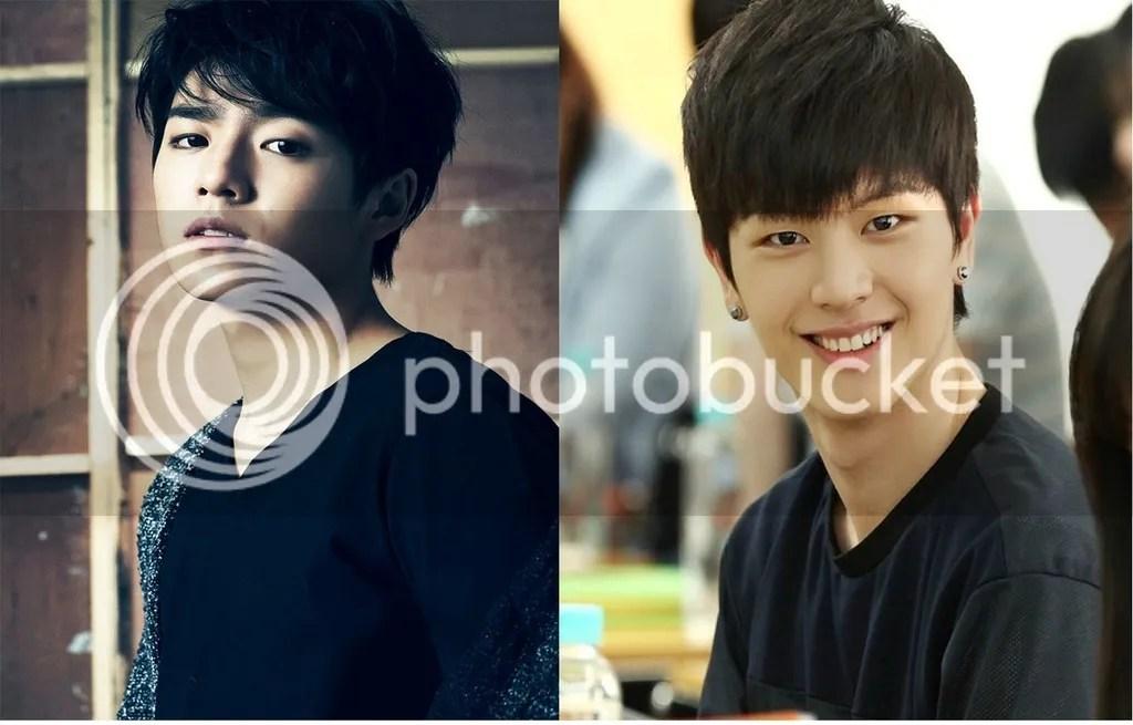 Lee Hyun Woo y Yook Sung Jae