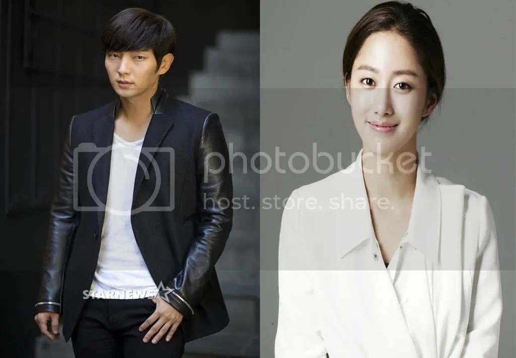 Lee Jun Ki y Jeon Hye Bin 1