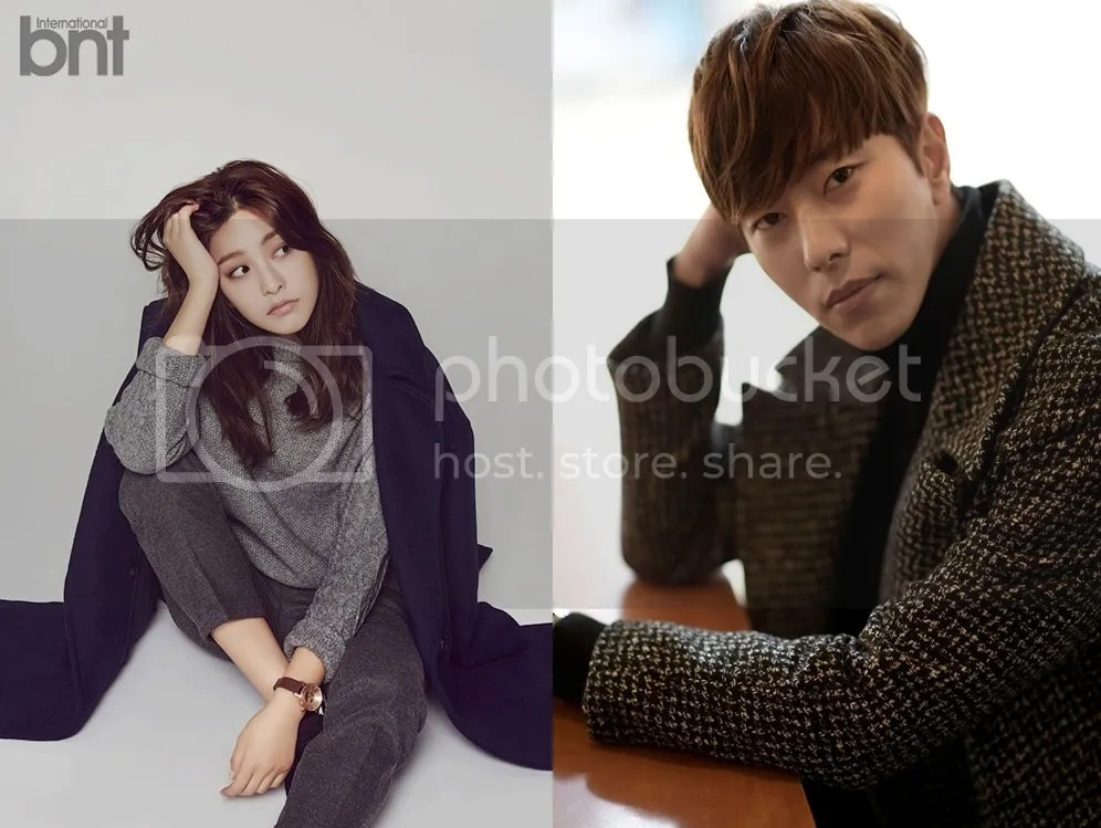 Park Se Young y Yoon Hyun Min 1