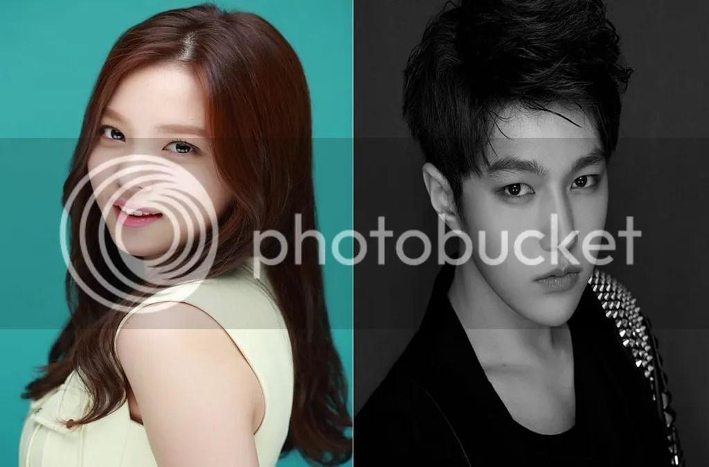 Yoon So Hee y Kim Myung Soo (L) 1