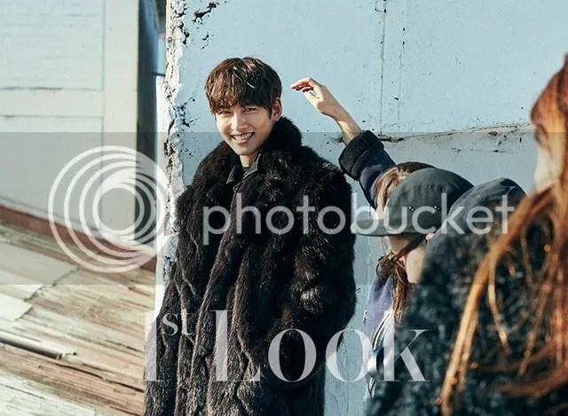 Ji Chang Wook para First Look. 10