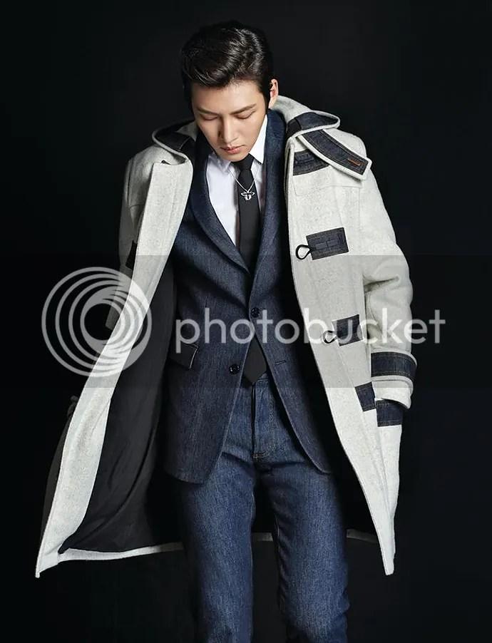 Ji Chang Wook para Esquiere Corea, noviembre de 2015. 3