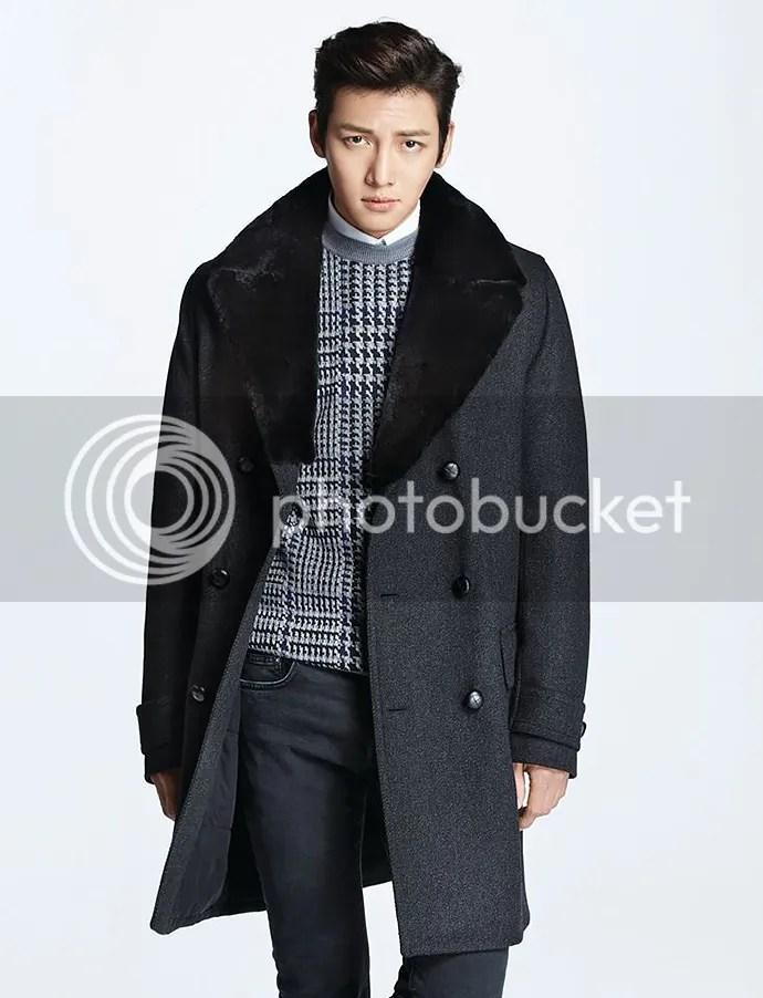 Ji Chang Wook para Esquiere Corea, noviembre de 2015. 4