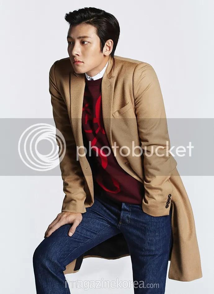 Ji Chang Wook para Esquire Corea, noviembre de 2015, 7