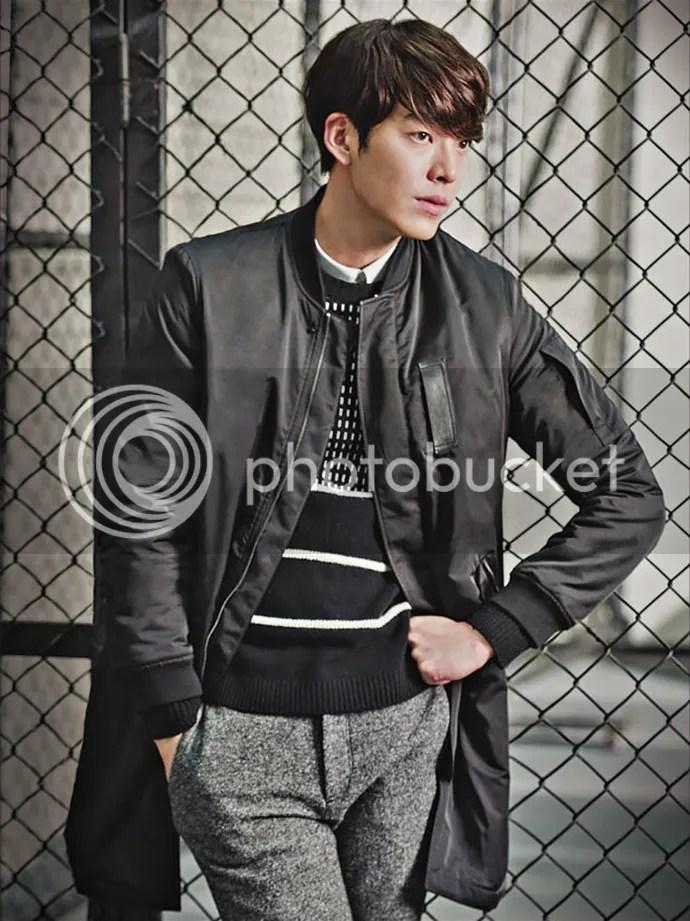 Kim Woo Bin 11, para SIEG, otoño/invierno 2015-2016