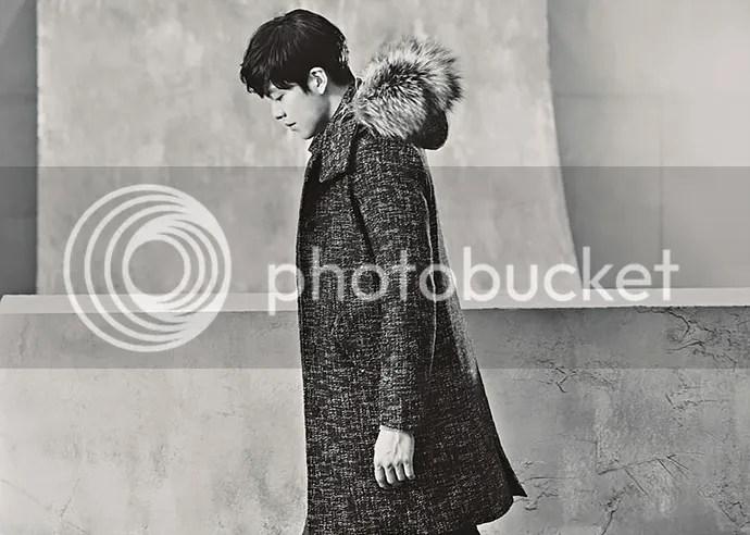 Kim Woo Bin 8 para SIEG, otoño/invierno 2015-2016