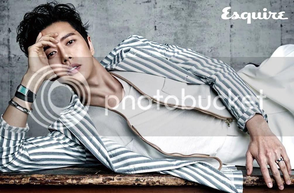Park Hae Jin para Esquire Corea, abril de 2016. 10