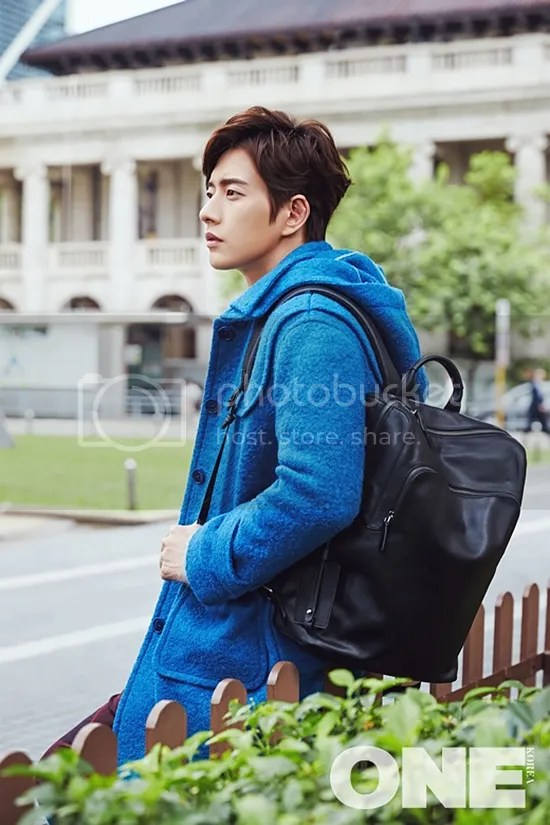 Park Hae Jin para ONE Corea. 3