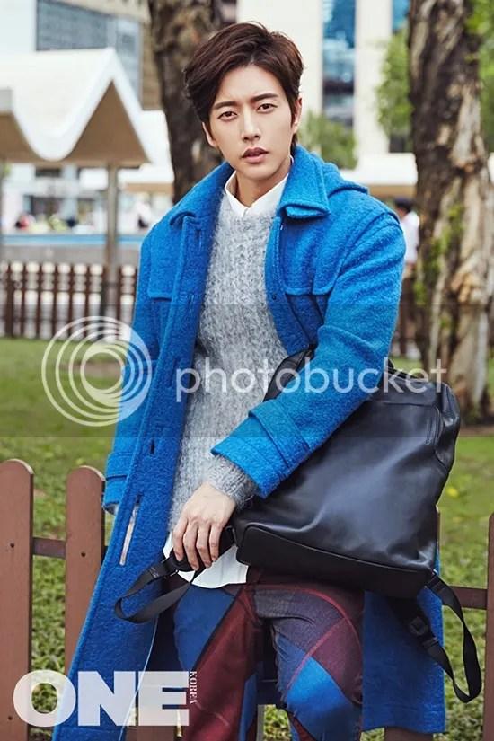 Park Hae Jin para ONE Corea. 4