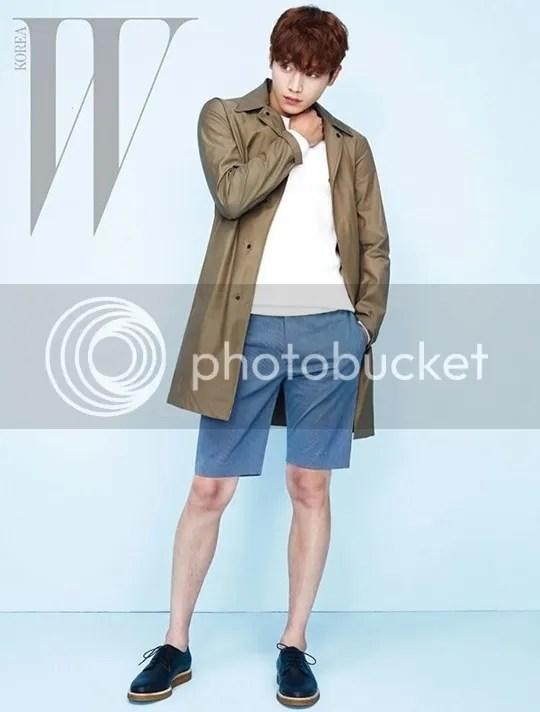 Seo Kang Joon para W Corea. Abril 2016. 8