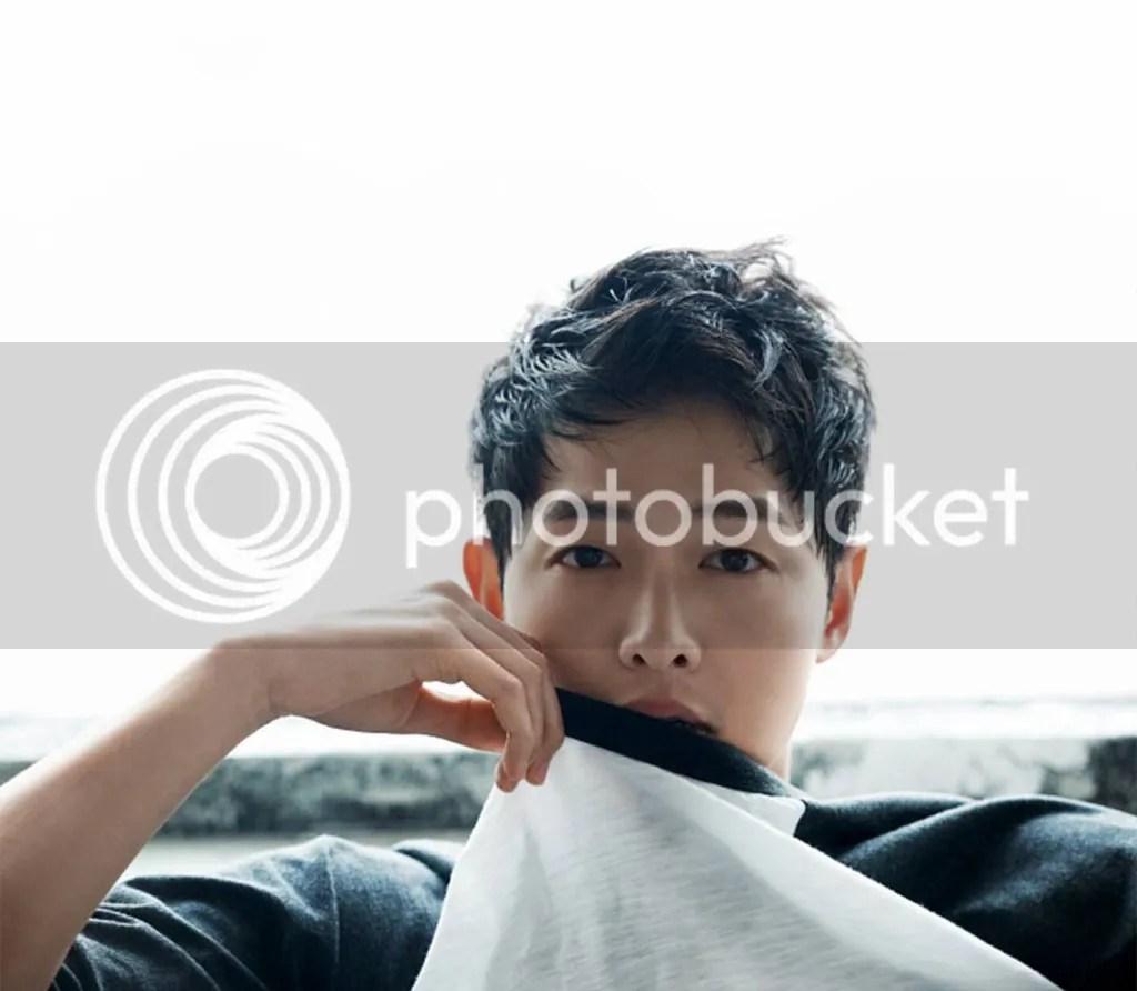 Song Joong Ki para TOPTEN, verano del 2016. 23