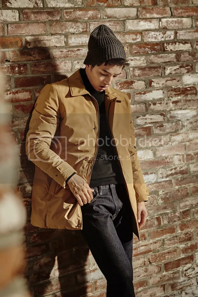 Song Joong Ki para ELLE. 4