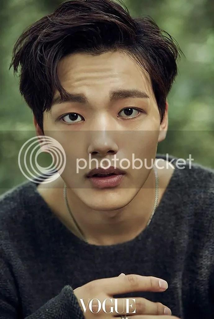 Yeo Jin Goo 5 para Vogue Corea (Bomba Soju)