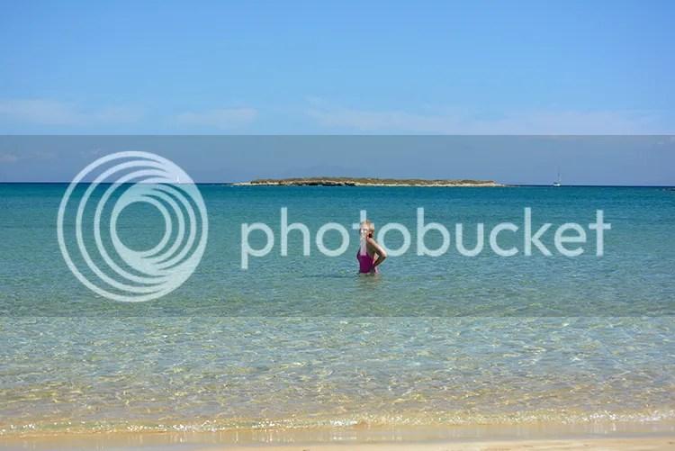 Contaratos Beach Paros