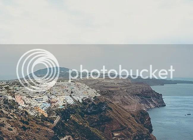 Fira. Santorini, Grecia