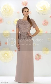SPECIAL OCCASION EVENING FORMAL CLASSY DEMURE CHURCH DRESS ...