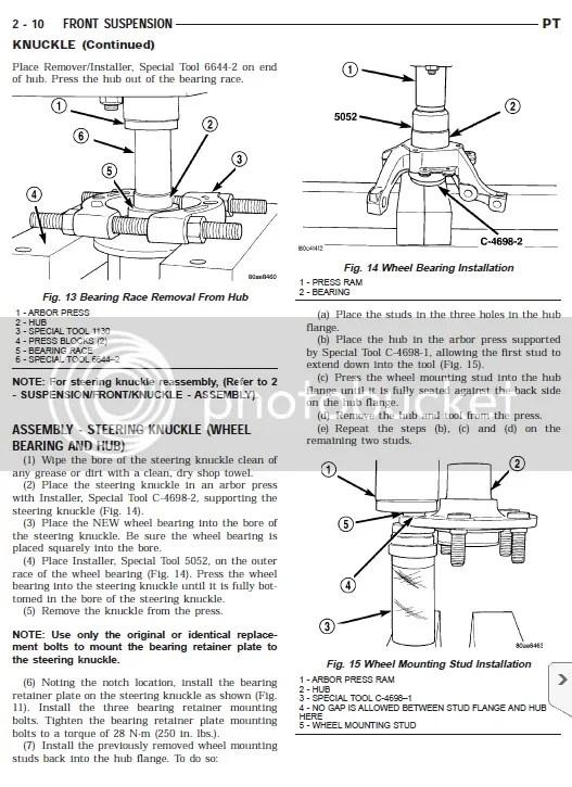 Manual de Taller Chrysler PT Cruiser [PDF]