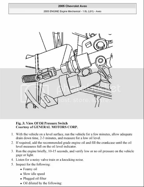 Echando Carros: Excelente Manual de Taller Aveo o Kalos