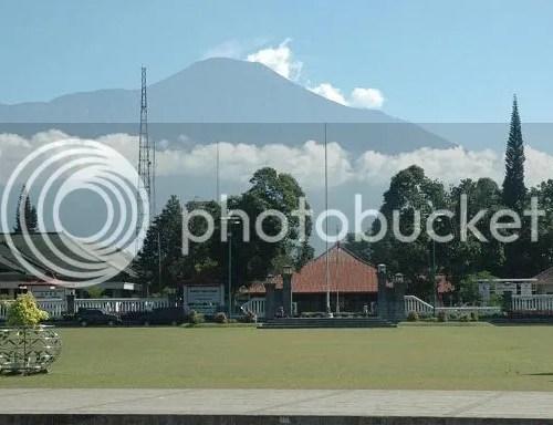 Alun-Alun Purwokerto Setelah direnovasi oleh Bupati Mardjoko