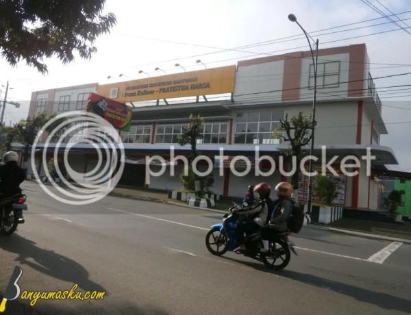 Pasar Kuliner PRATISTHA HARSA Tampak Depan
