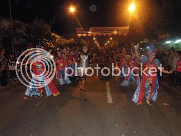 Parade Kethongan Banyumasan