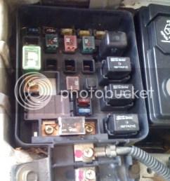 1988 honda prelude under hood fuse box [ 768 x 1024 Pixel ]