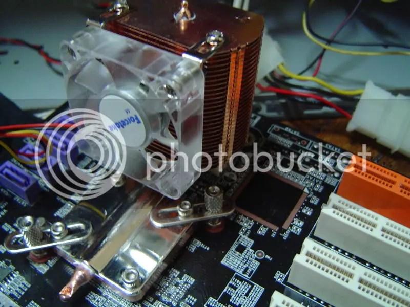 [小測]北橋散熱器JTS-0006(圖多) - PCDVD數位科技討論區