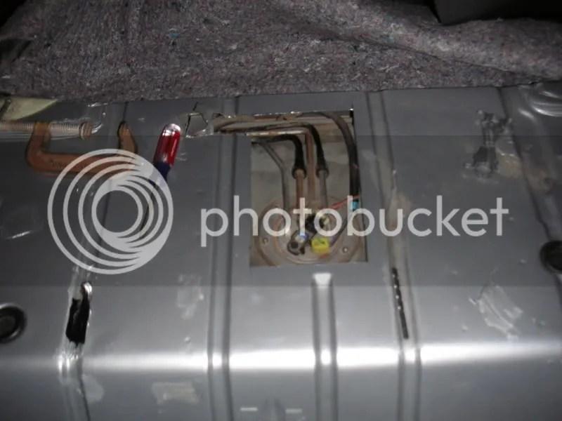 1995 Chevrolet S10 Wiring Diagram 93 Trans Am Fuel Pump Hole Cut Help Team Camaro Tech