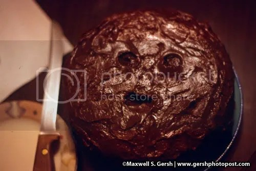 Scary Cake Maxwell S. Gersh www.gershphoto.com