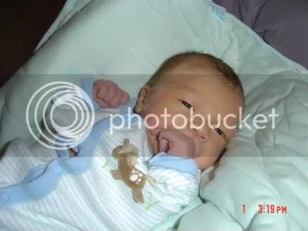Newborn D