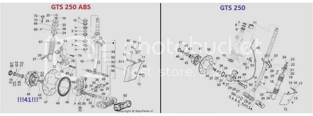 vespa px disc wiring diagram